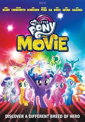 My little pony. The movie