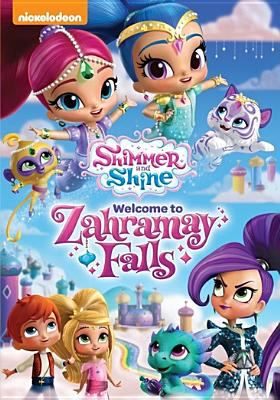 Shimmer and shine. Welcome to Zahramay Falls.