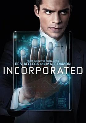 Incorporated.  Disc 3 Season 1,