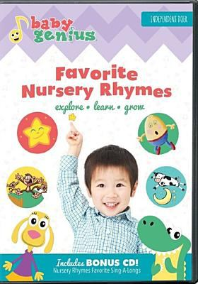 Baby genius. Favorite nursery rhymes.
