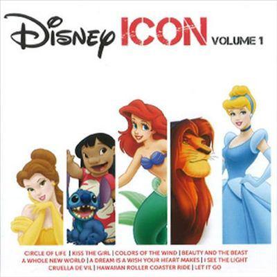Disney icon.  Volume 1.