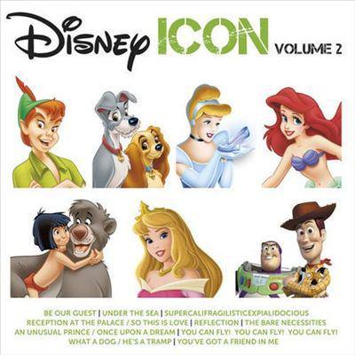 Disney Icon.  Volume 2.