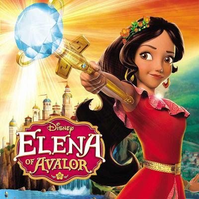 Elena of Avalor.