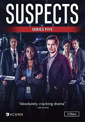 Suspects.   Series 5.