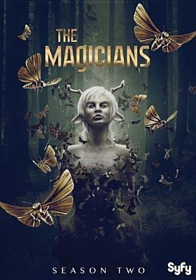 The magicians.  Disc 4 Season 2,