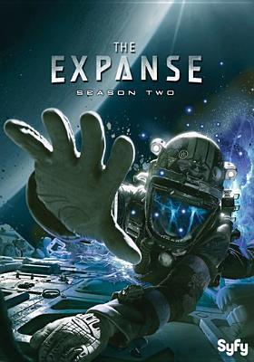 The expanse.  Disc 4 Season 2,