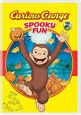 Curious George. Spooky fun.