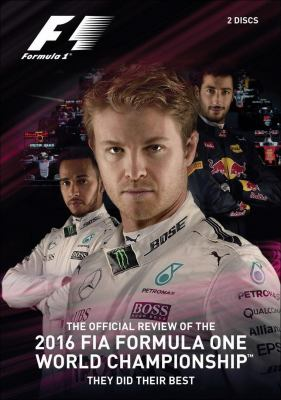 The Official review of the 2016 FIA Formula One world championship.