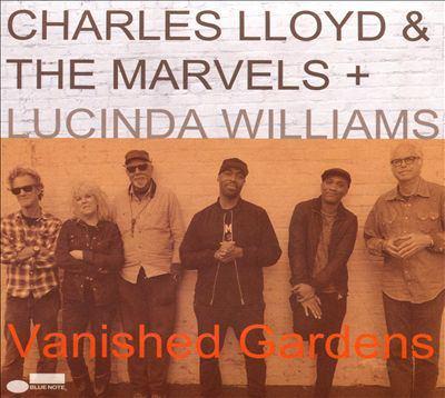 Vanished gardens by Lloyd, Charles,