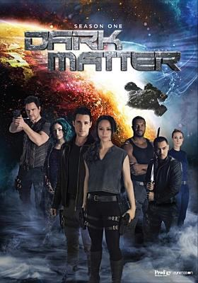 Dark matter.  Disc 5 Season 1,