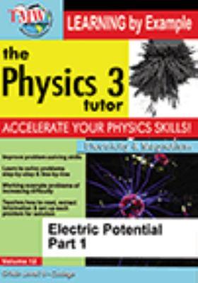 Electric potential.  Part 1