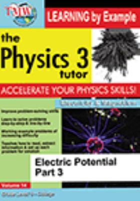 Electric potential.  Part 3
