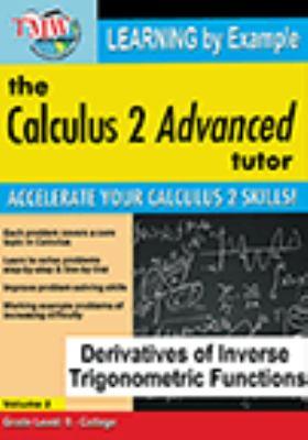 Derivatives of inverse trigonometric functions