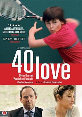 40 love = Terre battue