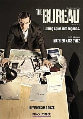 The bureau. Season 1, Disc 3