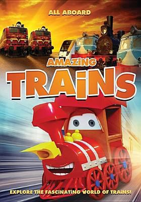 Amazing trains