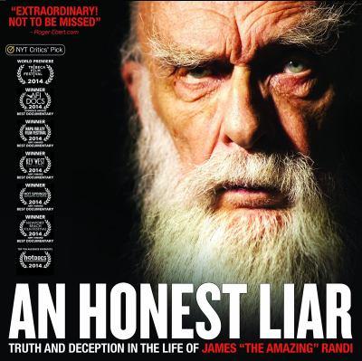 An honest liar : James the amazing Randi
