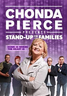 Chonda Pierce presents stand-up for families.   Home is where the
