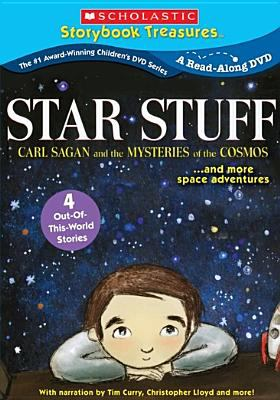 Star stuff : Carl Sagan and the mysteries of the cosmos--and more space adventures.