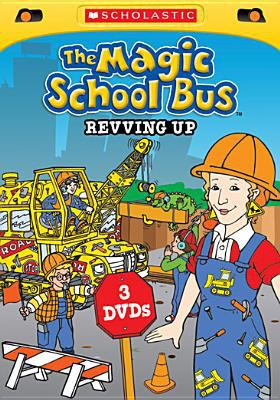 The magic school bus.   Cracks a yolk.