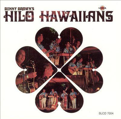 Bunny Brown's Hilo Hawaiians.