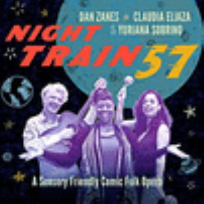 Night train 57 by Zanes, Dan,
