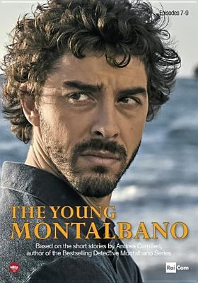 The young Montalbano.   Death on the high seas