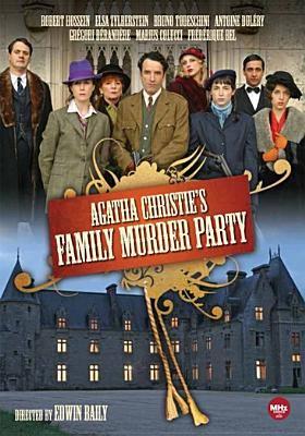 Agatha Christie's Family murder party = Petits meurtres en famille