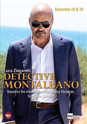Detective Montalbano.   According to protocol