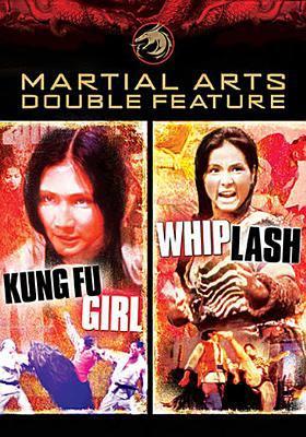Kung fu girl ;