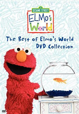Elmo's world.   Head to toe with Elmo!