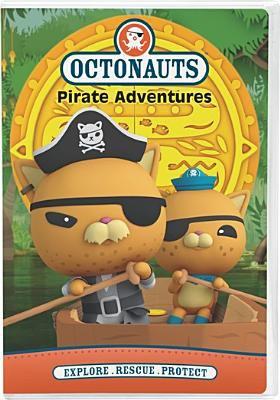 Octonauts.   Pirate adventures.