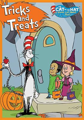 The cat in the hat knows a lot about that! Tricks and treats.