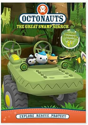 Octonauts. The great swamp search.