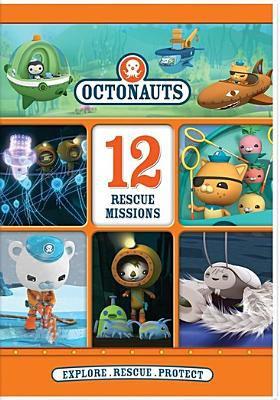 Octonauts.   12 rescue missions.