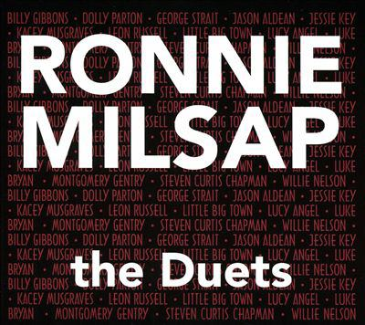 The duets by Milsap, Ronnie,