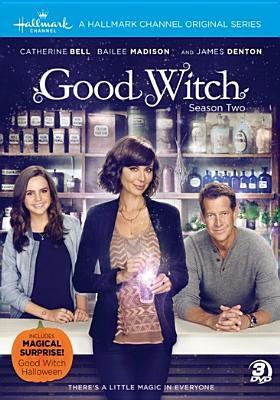 Good witch.  Disc 3 Season 2,