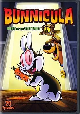 Bunnicula.   Night of the vegetable.