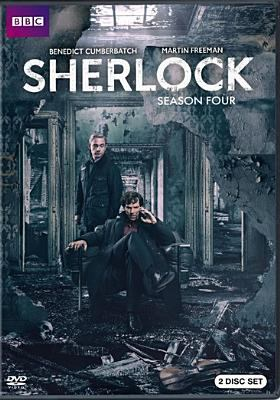 Sherlock.   Season 4