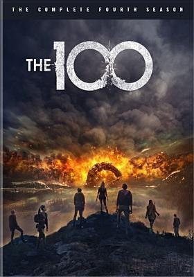 The 100.  Disc 3 Season 4,