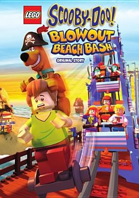 Lego Scooby-Doo! Blowout beach bash : original story.