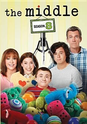 The middle. Season 8, Disc 3