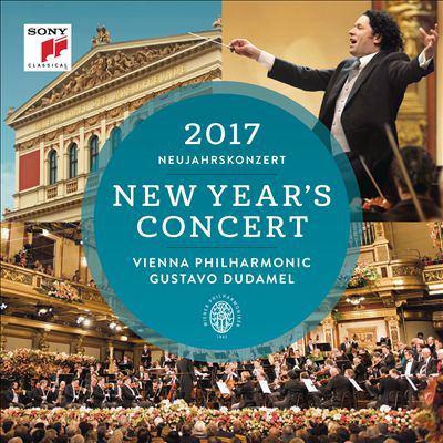Neujahrskonzert 2017 = New Year's concert 2017.
