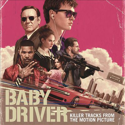 Baby driver : killer tracks from the motion picture.