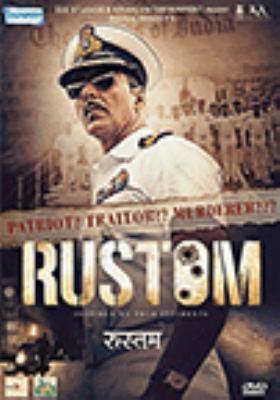 Rustom : patroit traitor murderer