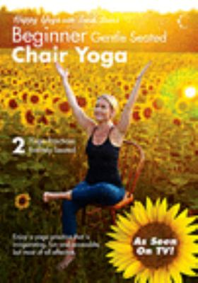 Gentle seated chair yoga for beginners