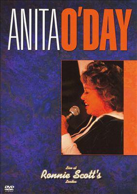 Anita O'Day : live at Ronnie Scott's