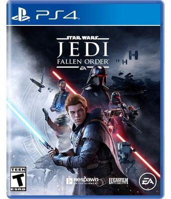 Star Wars Jedi: fallen order [PlayStation 4].