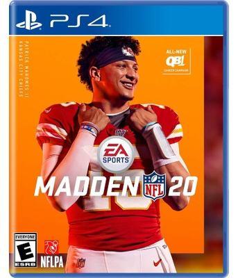Madden NFL 20 [PlayStation 4]