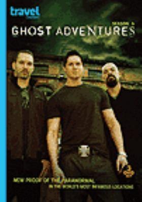 Ghost adventures. Season 4